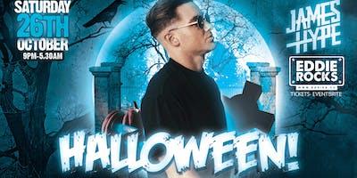 James Hype Halloween