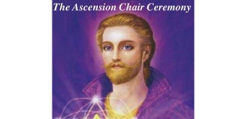 """Lemurian """"Ascension Chair """" Ceremony"""