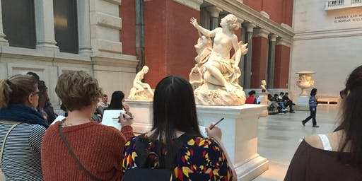 On-Site Art Parent/Child Workshops at the Metropolitan Museum of Art
