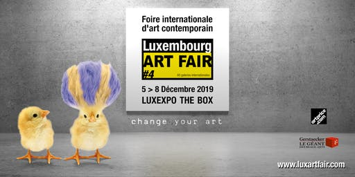 2019 Luxembourg ART FAIR