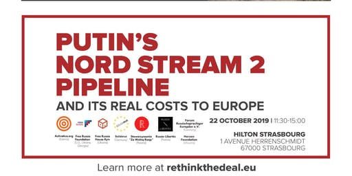 Putin's Nord Stream 2 Pipeline and Its Real Costs to Europe