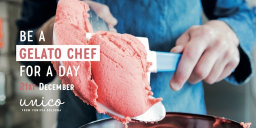 Be a Gelato Chef for a Day (21st December)