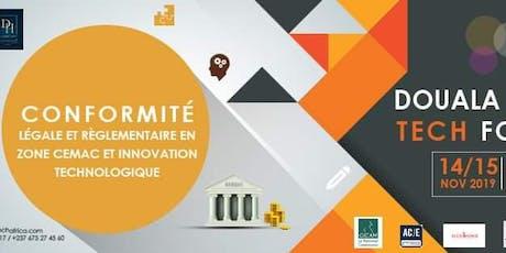 Douala Legal Tech Forum 2019  billets