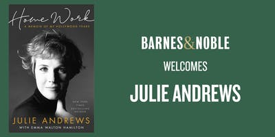 Julie Andrews Discusses HOME WORK at Barnes & Noble - The Grove