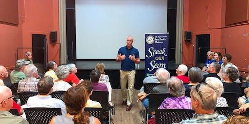 Speak with Sean – North Salem