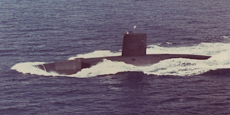 Living on a Nuclear Submarine tickets