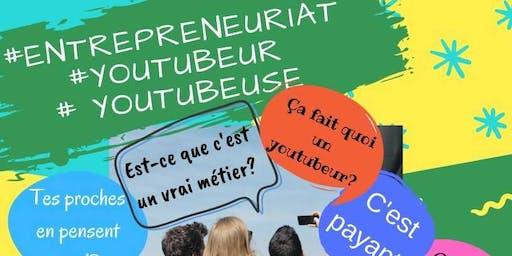 4 à 7 #entrepreneuriat #youtubeur #youtubeuse