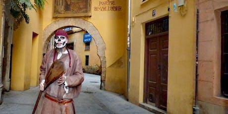 Ruta teatralizada: la Valencia gótica entradas