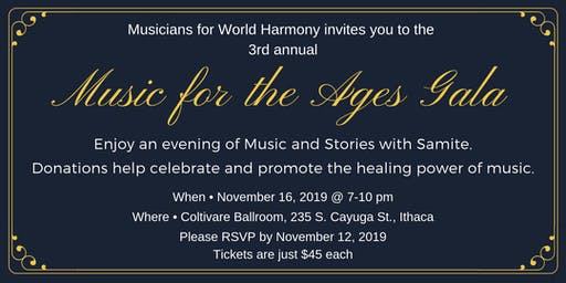 Music for the Ages Gala