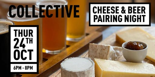 Cheese & Beer Pairing Evening at Maule Collective