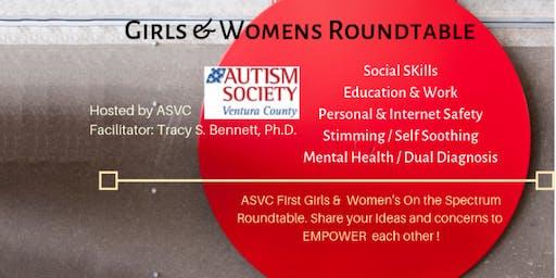 Girls & Women Roundtable