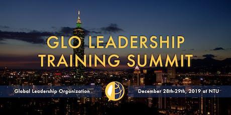 Winter 2019 | GLO Leadership Training Summit at NTU tickets