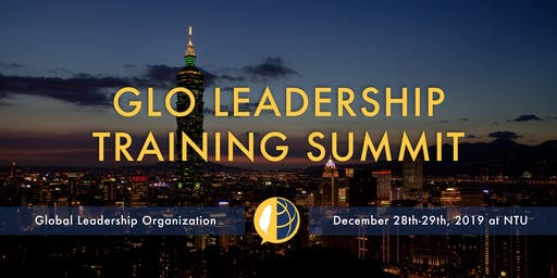 Winter 2019 | GLO Leadership Training Summit at NTU