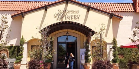 ARTISAN WINE TASTING AND TOUR (HISTORICAL SAN ANTONIO WINERY) tickets