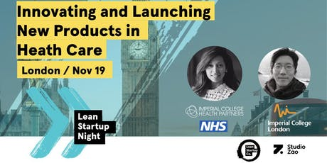 Innovating and Launching New Products in Health Care tickets