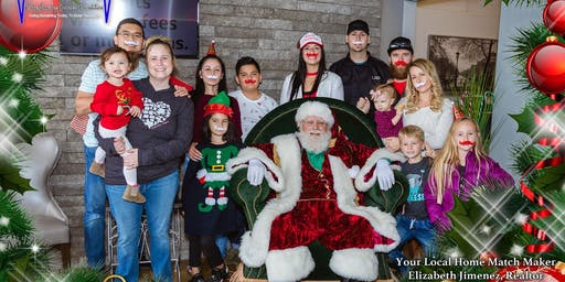Letters, story time and pictures with Santa