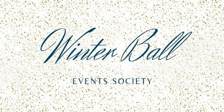 University of Chester Events Society Winter Ball tickets
