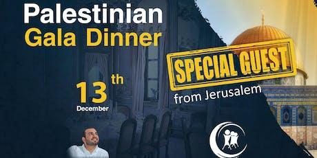 Palestinian Gala Dinner tickets