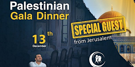Palestinian Gala Dinner tickets