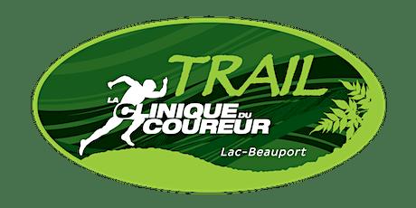 Trail La Clinique du Coureur 2020 - Bénévoles billets