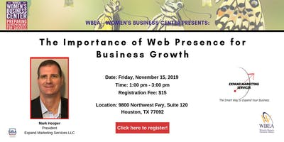 The Importance of Web Presence for Business Growth