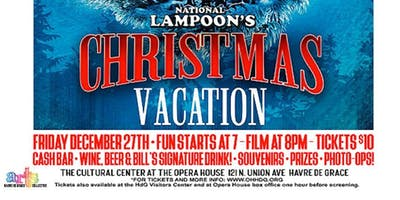 NATIONAL LAMPOON'S Christmas Vacation (Mayor's Pick)