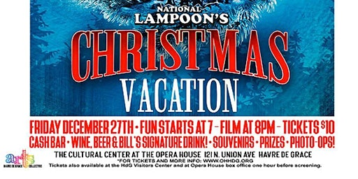 NATIONAL LAMPOON'S Christmas Vacation (Mayor's Pick)