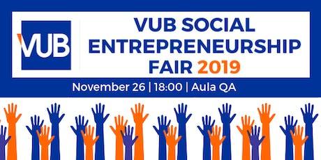 VUB Social Entrepreneurship Fair 2019 tickets