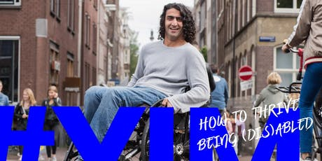 Inclusion: How to thrive being (dis)abled | Young Impactmakers tickets