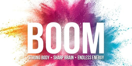 """BOOM: 6 Steps to a Longer, Healthier Life"":  Book Launch Party and Signing"