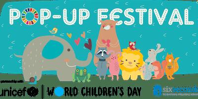 POP-UP FESTIVAL dei Bambini di Bologna - 10/11/19 ore 16-18