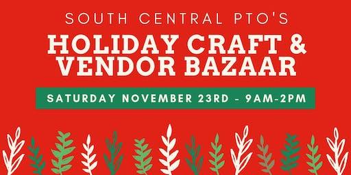 South Central PTO Holiday Craft & Vendor Bazaar
