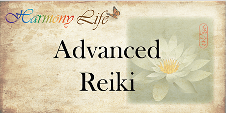 Advanced Reiki Master Class (Lando Medical Reiki 201.3) tickets