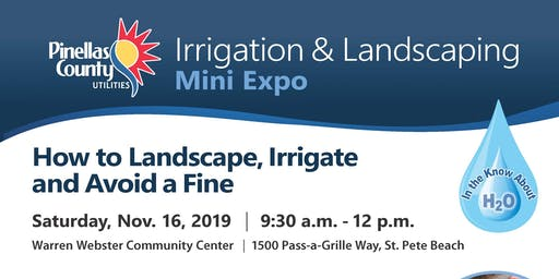 Reclaimed Irrigation & Landscape Mini Expo