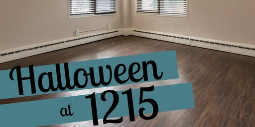 Halloween at 1215 | October Open House