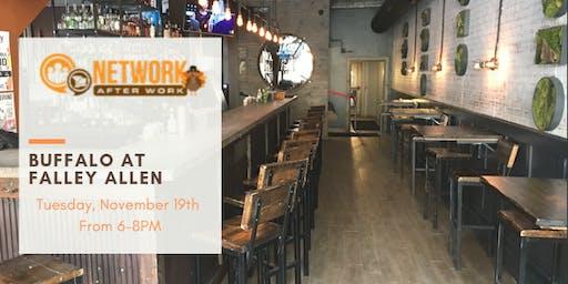 Network After Work Buffalo at Falley Allen
