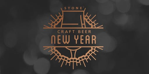 Craft Beer New Year @ Stone Brewing - Napa