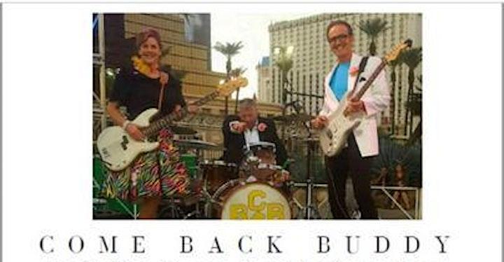 Come Back Buddy image