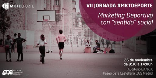 Vll JORNADA DE MARKETING DEPORTIVO ns