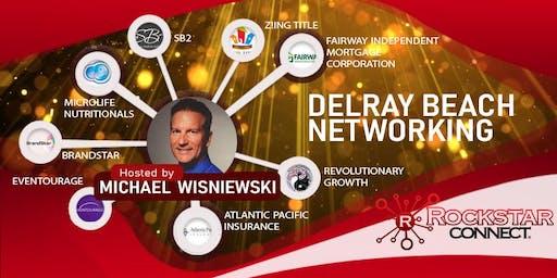 Free Delray Beach Rockstar Connect Networking Event (November, Florida)