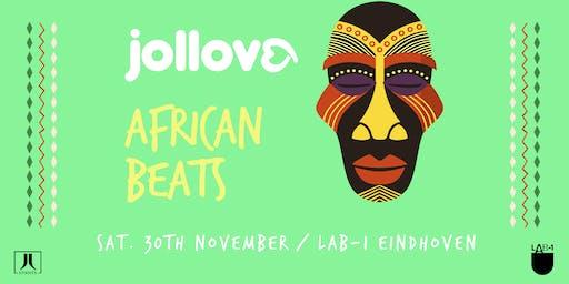 Jollove | African Beats - Eindhoven
