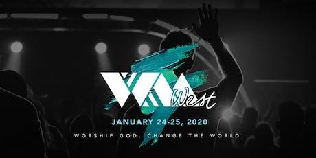 World  Mandate West 2020 tickets