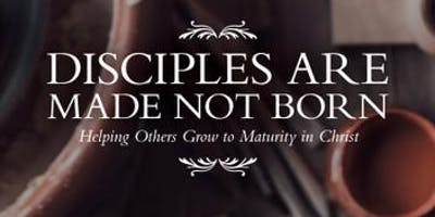 Men's Breakfast Study | Disciples Are Made Not Born