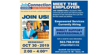 Hiring Event - Salem - 10/30/19 tickets