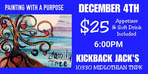 Painting With A Purpose (Kickback Jack's Midlo)