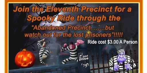 11th Precinct Spooky Precinct & Trunk or Treat
