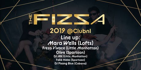 The FIZZA 2019 tickets