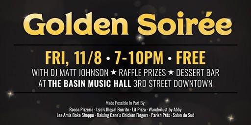 Golden Soirée