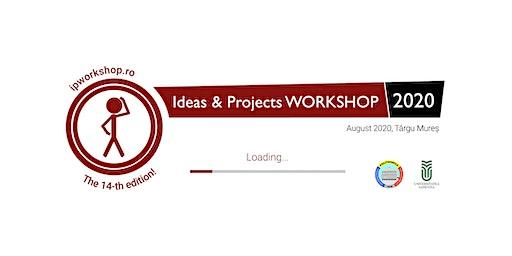 Preînscriere Școala de vară IP Workshop 2020