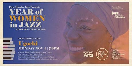 First Monday Jazz Presents Ugochi tickets